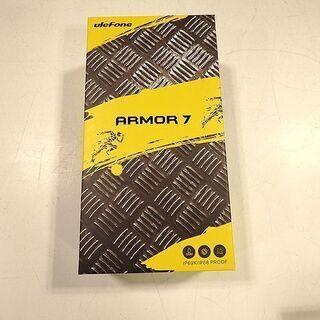 開封未使用★Ulefone Armor 7 SIMフリースマート...