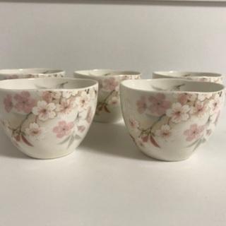 【美品】湯呑み茶碗 5客セット