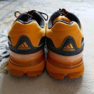 adidas メンズ トレイルランニングシューズ G43077 27.5㎝ − 千葉県