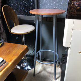 ダイニング テーブル サイドテーブル バーカウンター 椅子 ハイ...