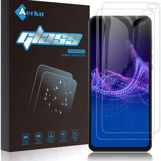 【新品・未使用】AQUOS SENSE 4 PLUS ガラスフィ...