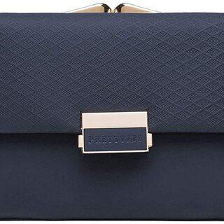 【新品・未使用】三つ折り財布 レディース(箱付)の画像