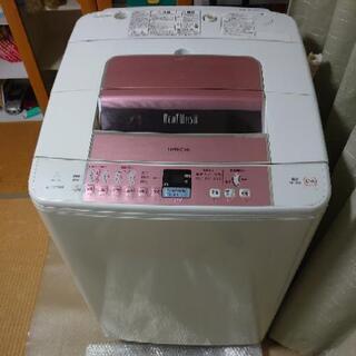 日立ビートウォッシュ洗濯機2010年購入無料でどうぞ