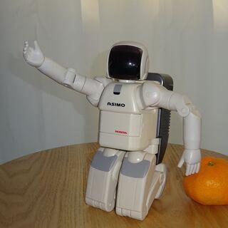 ホンダ アシモ ロボットプレミアム時計 ASIMO フィギュア