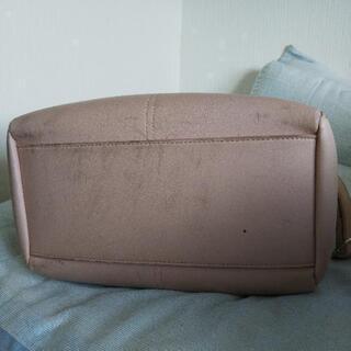 ピンクの鞄 - 靴/バッグ