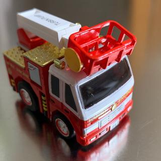 チョロQ消防車