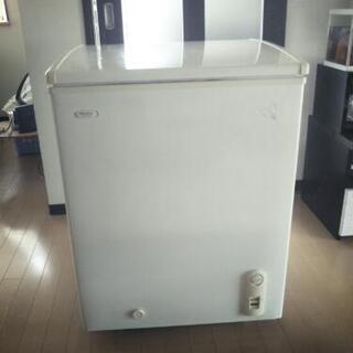 受付終了 冷凍ストッカー 無料で差し上げます