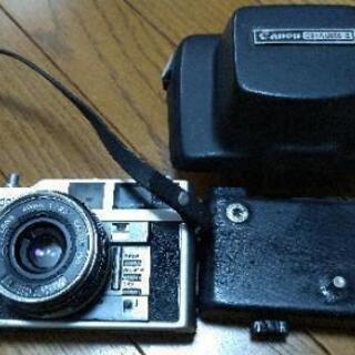 Canon 40mm 1:2.8 一眼レフカメラ フィルムカメラ