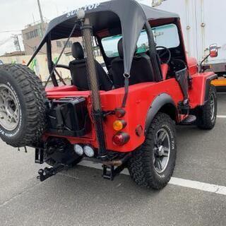 ゲリラセール❗100万円→90万円❗希少 Jeep アウトドア派...