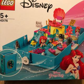 LEGO プリンセスブック ストーリーブック ディズニープ…