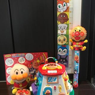 ★!値下げ!★【ベビー用品】アンパンマンおもちゃセット