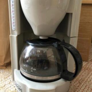 ドリップ式コーヒーメーカー 600ml