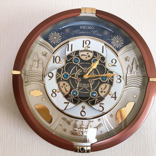 SEIKO壁掛け時計