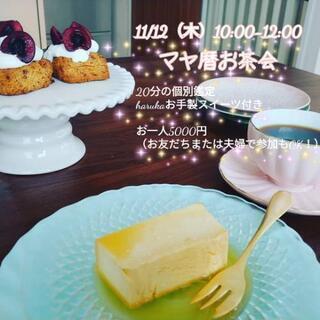 11月12日(木)マヤ暦お茶会