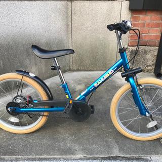 18インチ補助輪なし子供用自転車「ラクショーライダー」 + ライ...