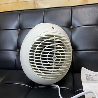 値下げしました!卵型の小型ファンヒーター「Tipsy ファンヒーター」 - 仙台市