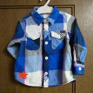 Bit'z チェックシャツ 95 秋冬
