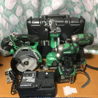 日立工機 ハイコーキ 18V 電動工具セット WH18DD…