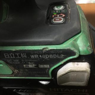 日立工機 ハイコーキ 18V 電動工具セット WH18DDL2 インパクトセット − 栃木県