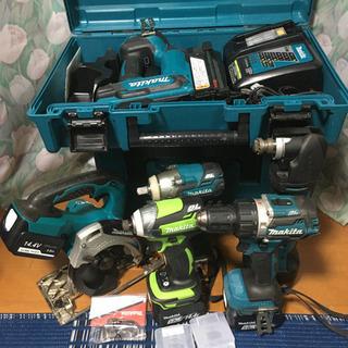 マキタ 14.4V 電動工具セット TD136 DF474 TW280 TM41の画像