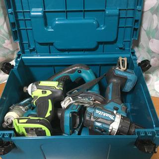 マキタ 14.4V 電動工具セット TD136 DF474 TW280 TM41 - 那須烏山市