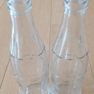 コカ・コーラ?の空き瓶