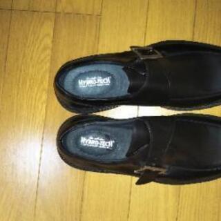 ハイドロテック  25.5センチ  新品 革靴