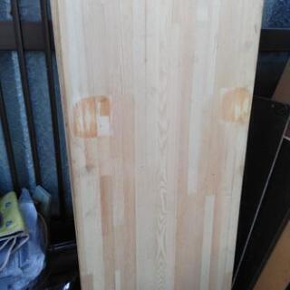DIY カウンター 棚板 一枚