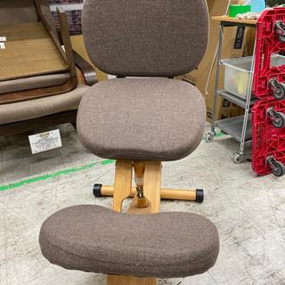 【メンテナンス済み】バランスチェア 姿勢矯正椅子 バランス椅子 ...
