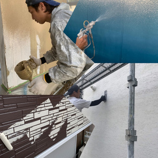塗装職人🌟未経験歓迎🌟経験者優遇🌟楽しく、やりがいのある仕事を、...