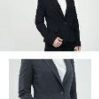 レディース パンツスーツ ブラック 5号 Sサイズ