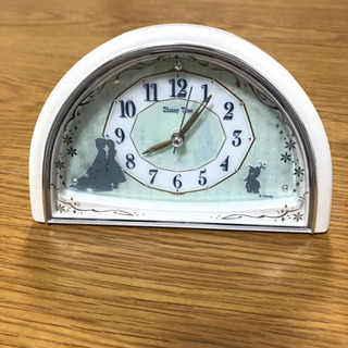 アナ雪 目覚まし時計