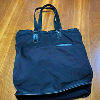 【値下げしました‼️】ANA ビジネス トートバッグ(黒、ナイロン)