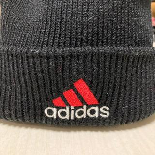 adidasの帽子