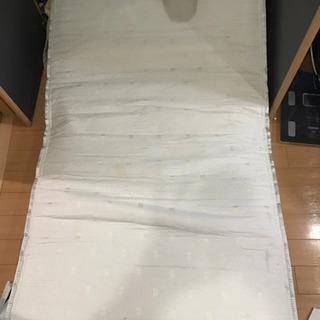 【汚れあり】シングルベッド マットレス