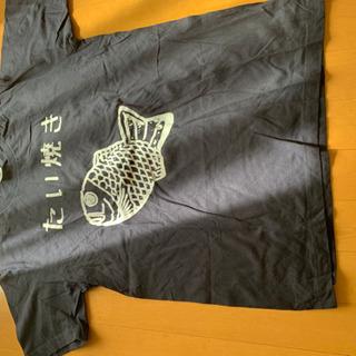 たい焼きTシャツ//Lサイズ/緊急値下げ❗️