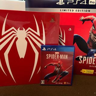 PlayStation4 ProMarvel's Spider...