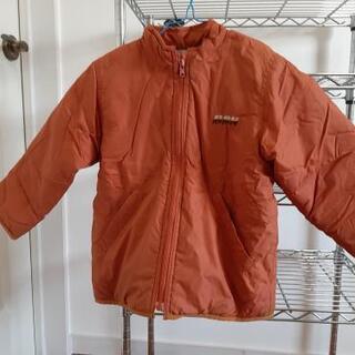 男児用のダウンジャケット