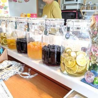 1day酵素ジュース作り教室・フルーツビネガー酵素作り教室