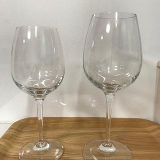 【美品】Rosenthal(ローゼンタール) 白ワイングラス - 東海市