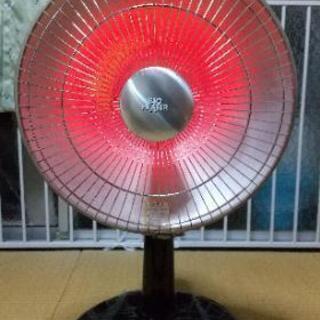 【値下げ】¥2000→¥1500 遠赤外線バイオヒーター 扇風機型 暖房器具の画像