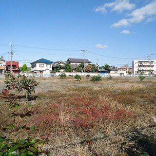 【泉佐野市葵町】 三方角地の土地 1,447.27坪