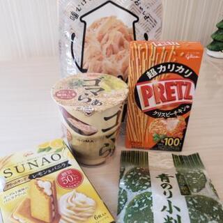 ▶お菓子⑷カップ麺⑴