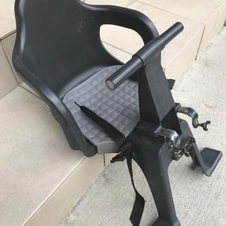前乗せ子どもシート(OGK自転車用チャイルドシート)