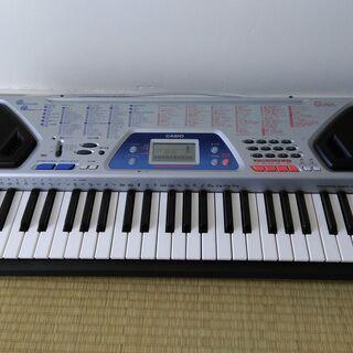 CASIO 100 ソングバンク キーボード CTK-481中古