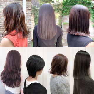 ☆髪の施術希望の方を募集します☆カラーモデル&カットモデル&トリートメントモデル&ヘッドスパモデル&ストレートパーマモデル&縮毛矯正モデル&髪質改善エステモデル - 美容