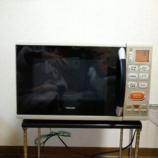 東芝オーブンレンジ ER-J3 2011年製