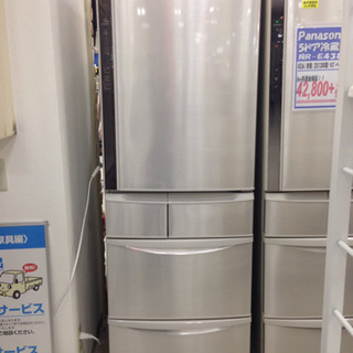 取りに来れる方限定!Panasonicの5ドア冷蔵庫です!