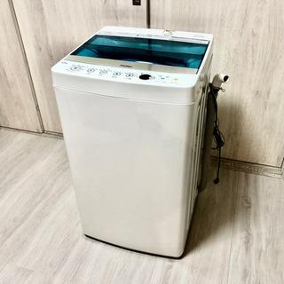 2018年製 ハイアール 洗濯機 JW-C45Aの画像