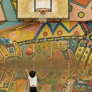 【小•中学生の初心者対象】バスケスクール生徒募集